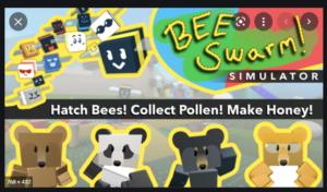 codici bee swarm simulator codes