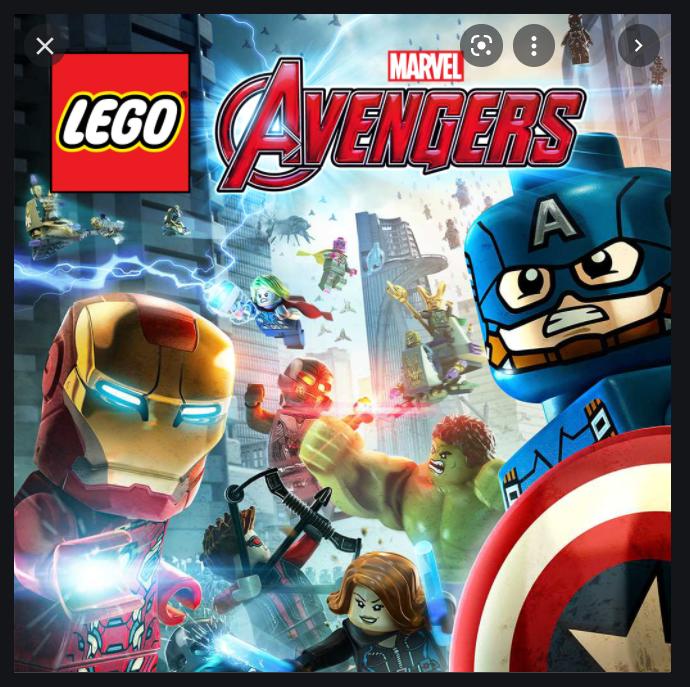 codici lego marvel avengers2